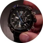Bulova Precisionist is an example of a top-end watch