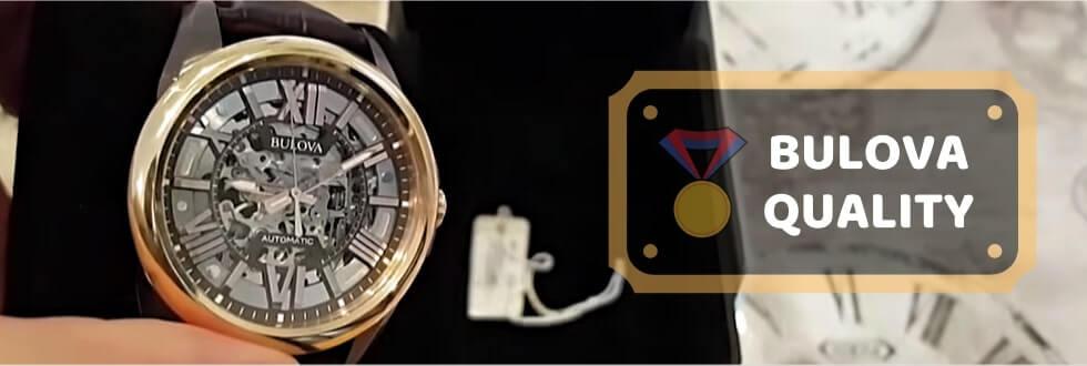 Bulova Watch Quality Review