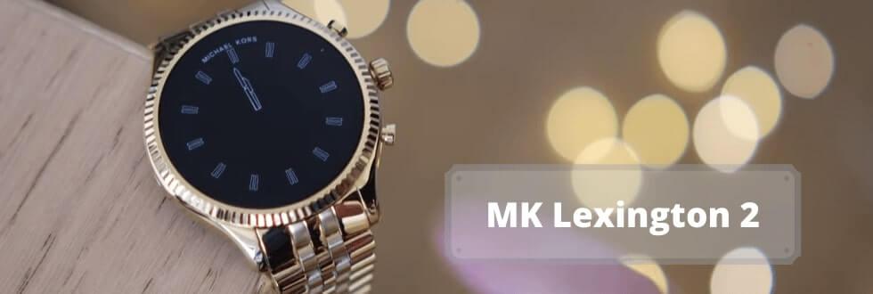 Michael Kors Lexington 2 smartwatch review