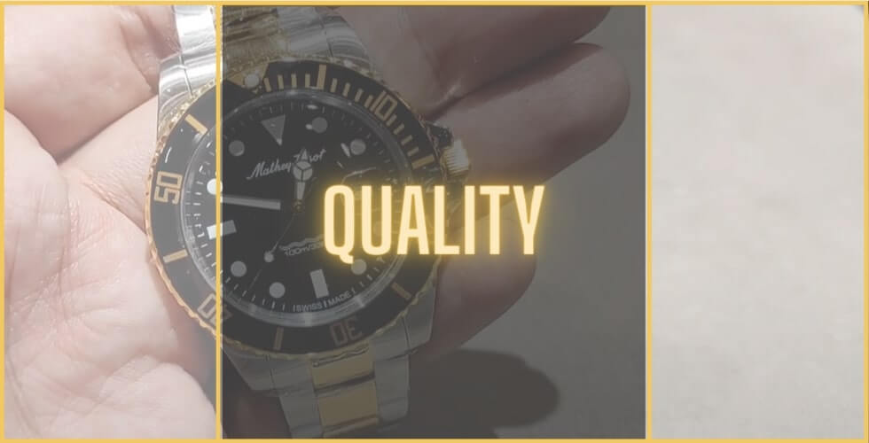 Mathey-Tissot quality review