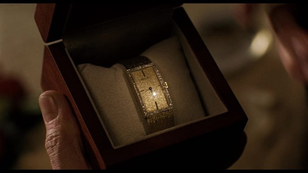 Mathey-Tissot wristwatch in the Irishman