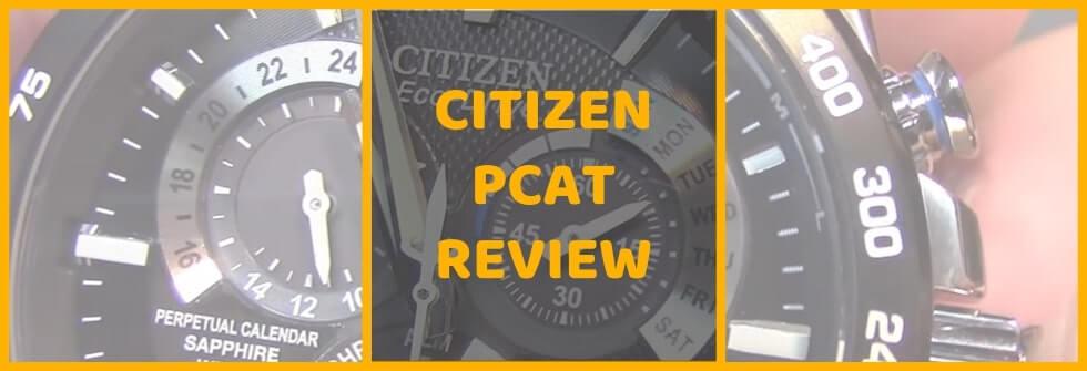 Citizen PCAT review