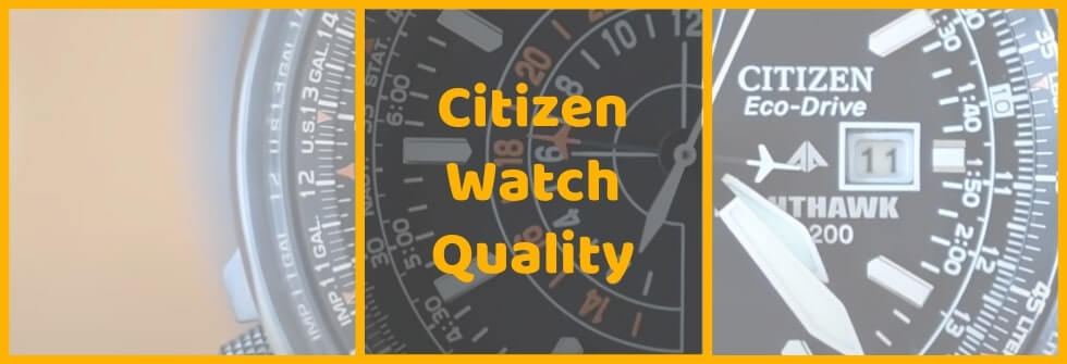 Review of Citizen quality
