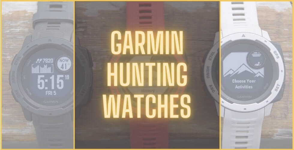Best Garmin watch for hunting
