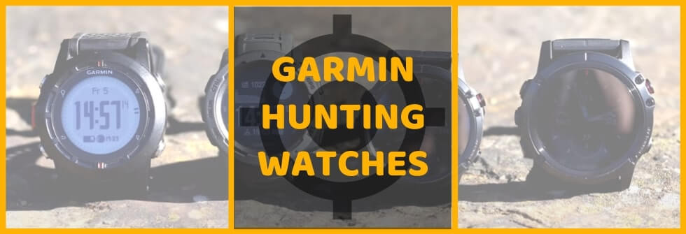 Best Garmin watches for hunting