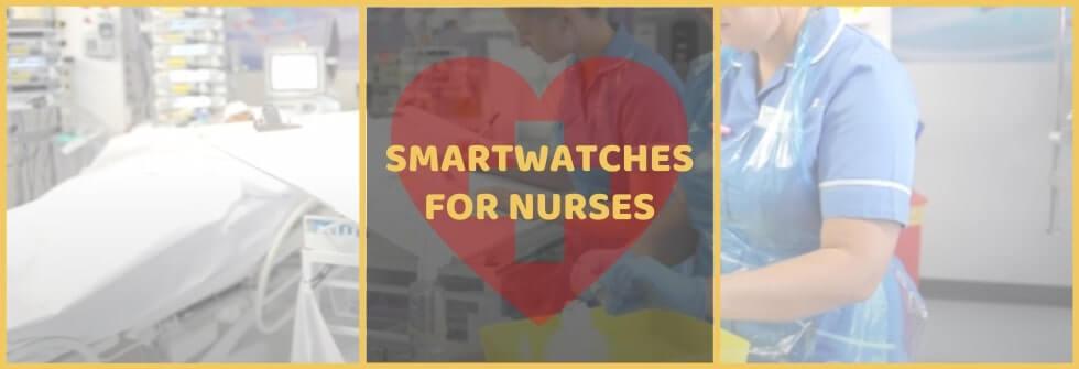 Best smartwaches for nurses