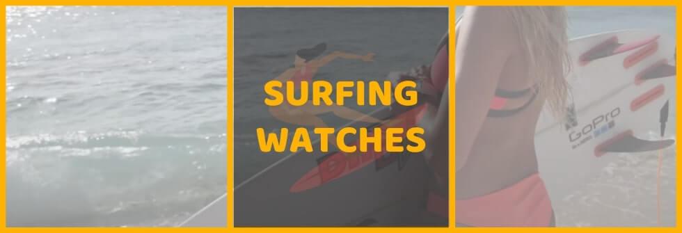 Best watch for surfing - TOP 10 list