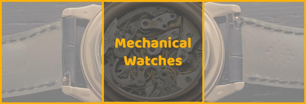 Movement used in mechanical watches