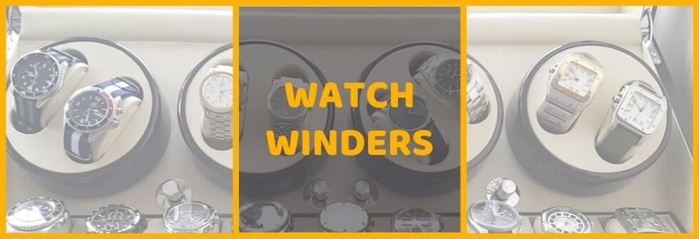 What is a watch winder and how does it work?