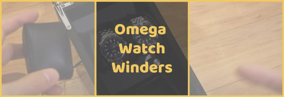 Best watch winder for Omega watches
