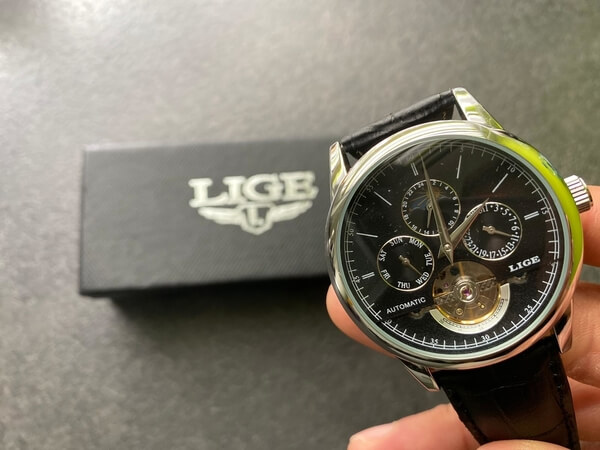 Mechanical Lige watch from my collection