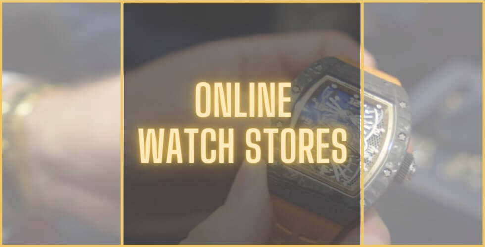 Best online watch stores