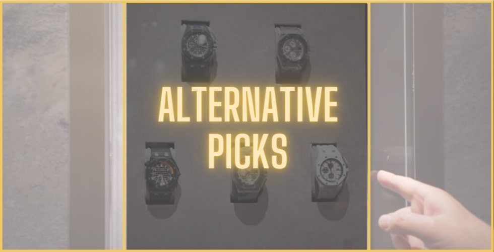 Best place to buy watches online - alternatives