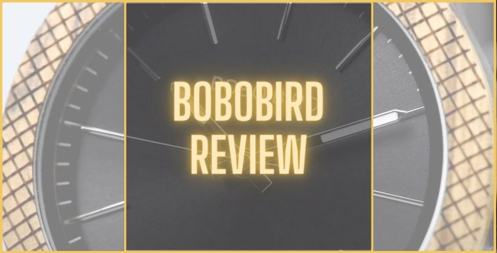 BoboBird Watches Review
