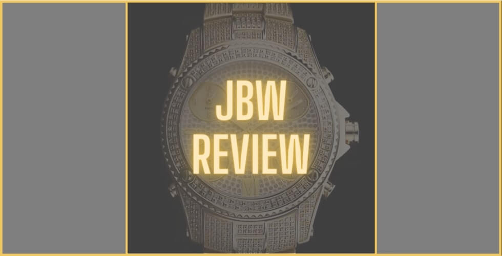 JBW watches review