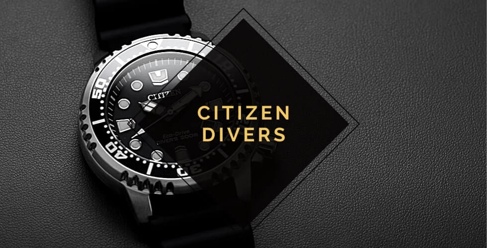 Best Citizen dive watches