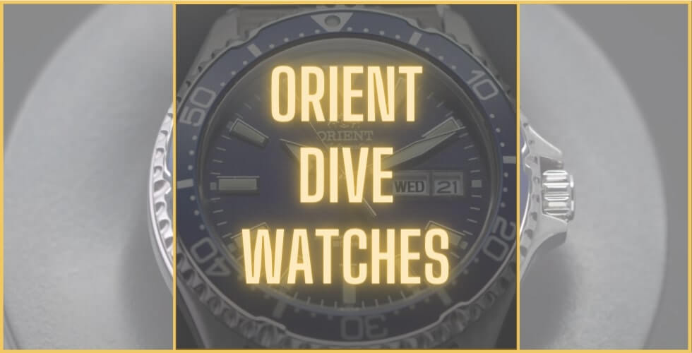 Best Orient dive watches