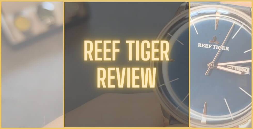 Reef Tiger watches review