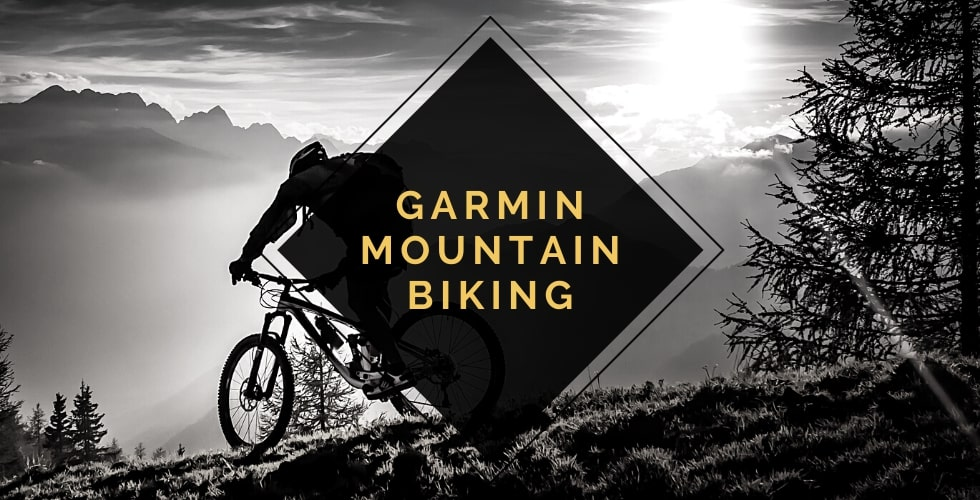 Best Garmin watch for mountain biking