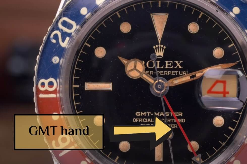 How to read a GMT watch?