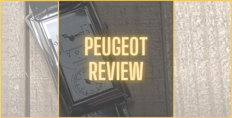 Peugeot watches review