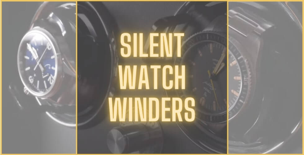 What is the quietest watch winder?