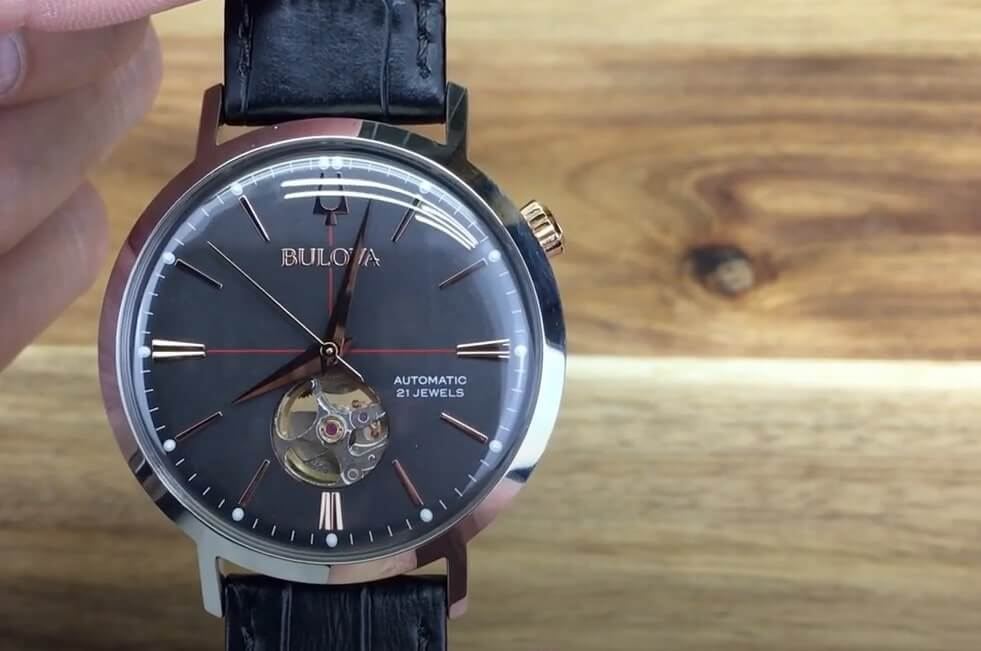 What does a 21 jewel mean on a watch? Example: Bulova 98A187