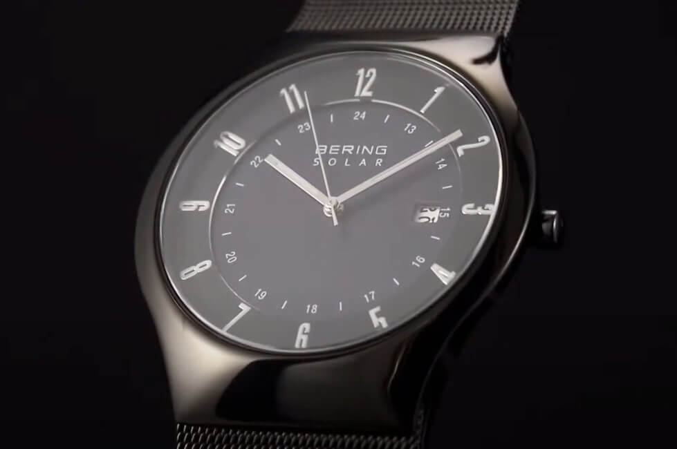 Introduction to Bering solar watches