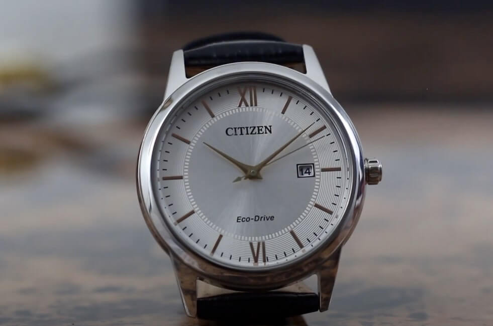 Citizen Eco-Drive Watch - model AW1236-03A
