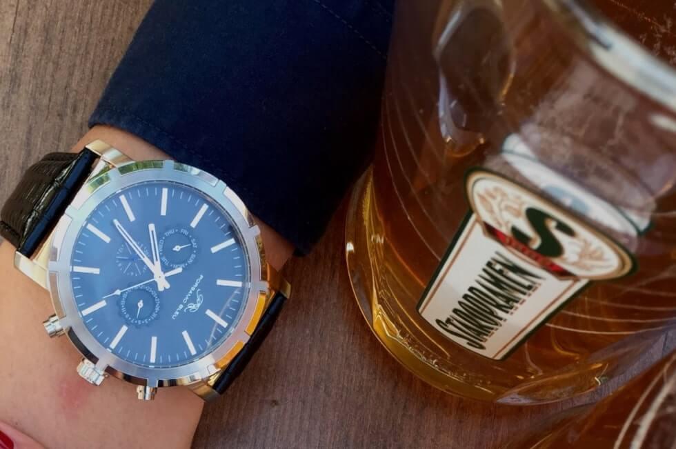 Is Porsamo Bleu a good watch brand?