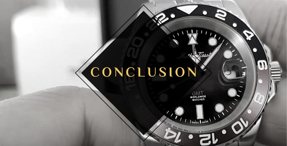 Mathey-Tissot GMT: conclusion