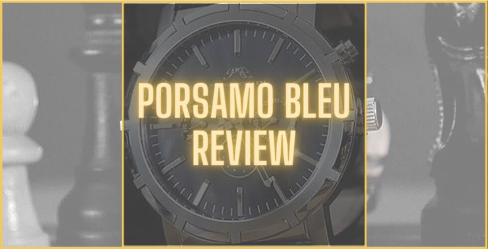 Porsamo Blue watches review