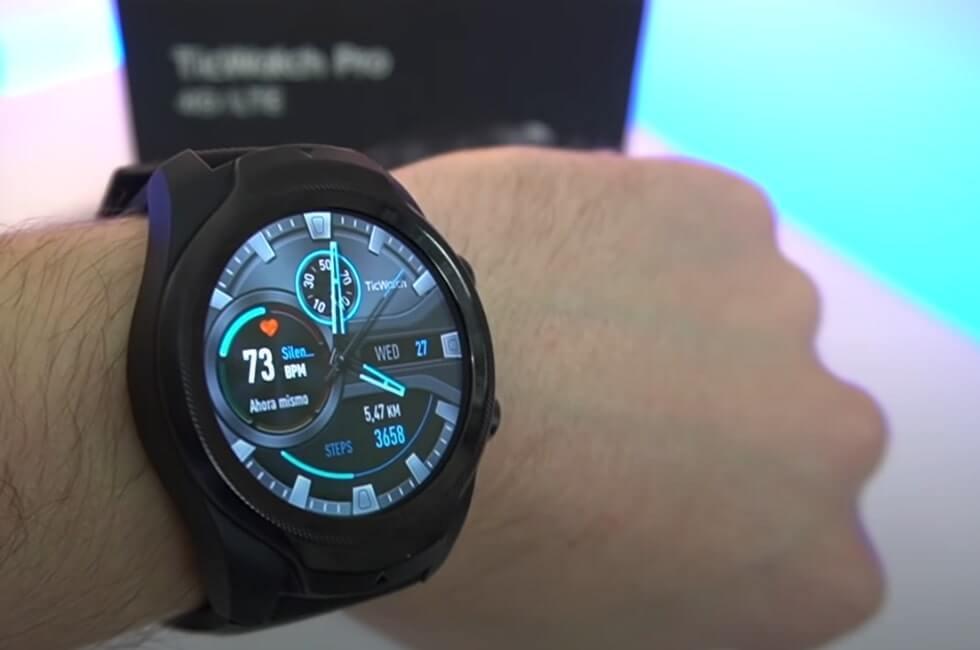Ticwatch Pro 4G