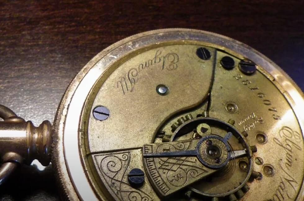 History of watch jewels