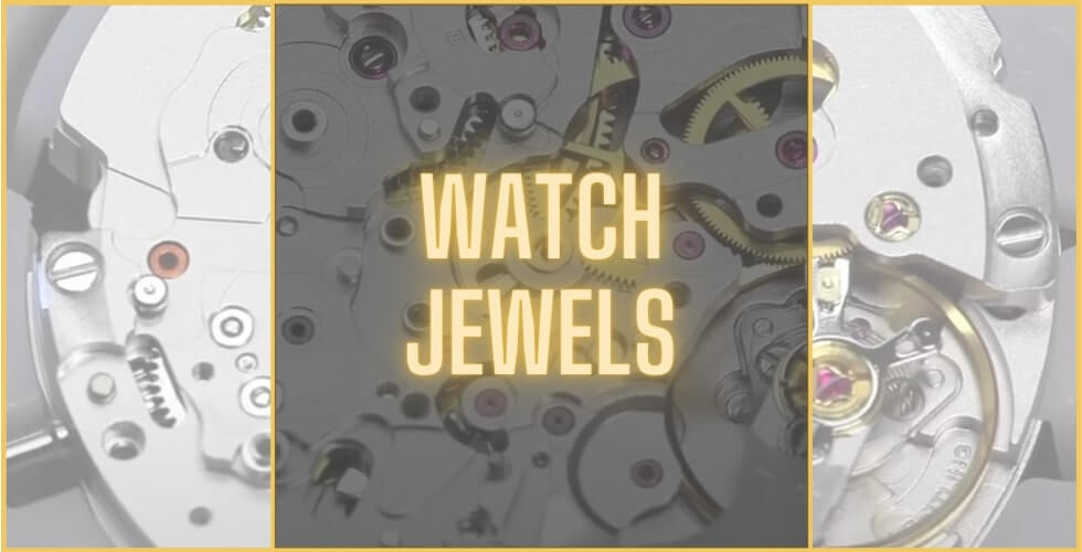 What is a watch jewel?