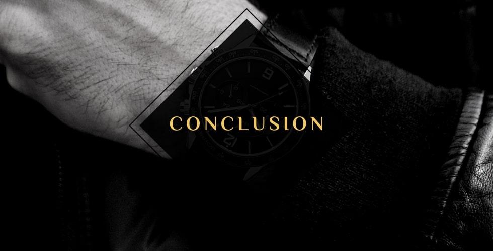 Vincero review: conclusion