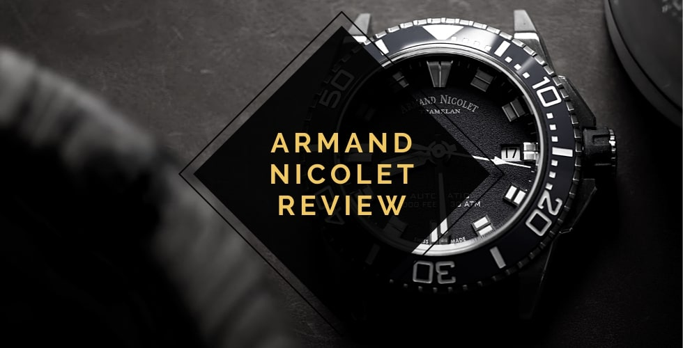 Armand Nicolet watches review