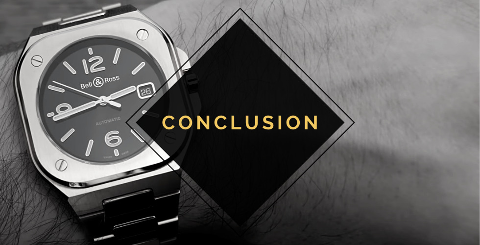 Bell and Ross review: conclusion