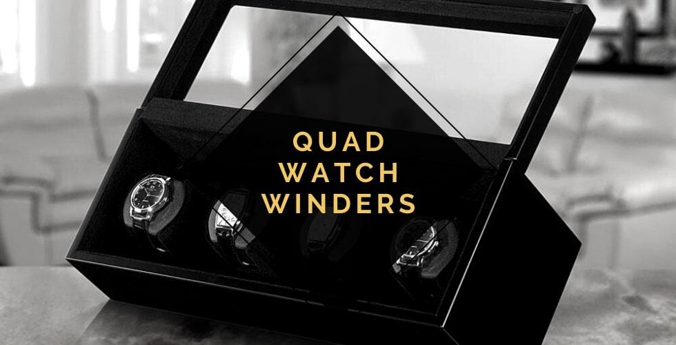 Best quad watch winder