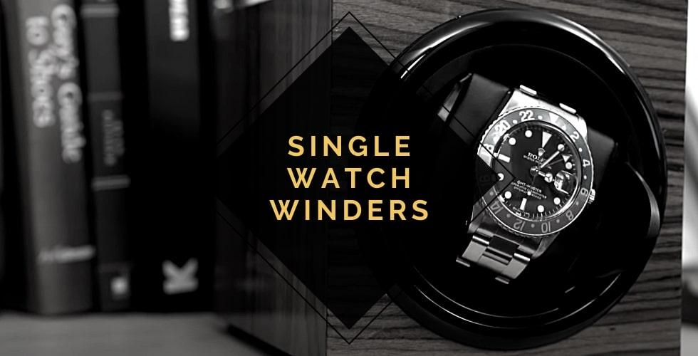 Best single watch winder