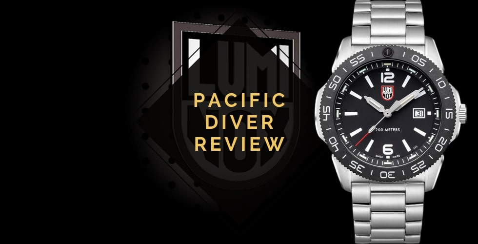 Luminox Pacific Diver review