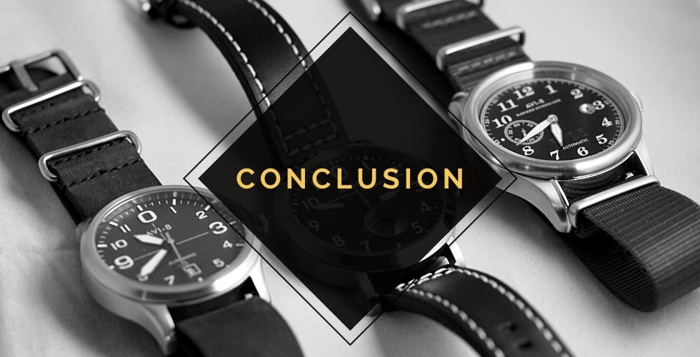 Are Avi-8 watches any good? Conclusion