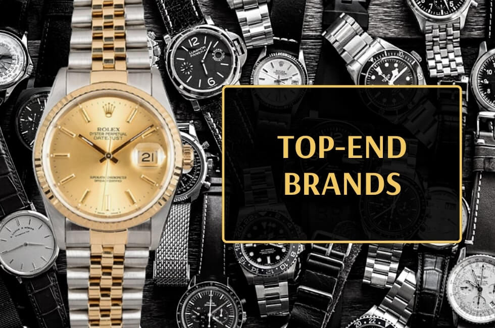 Luxury classy watches for men