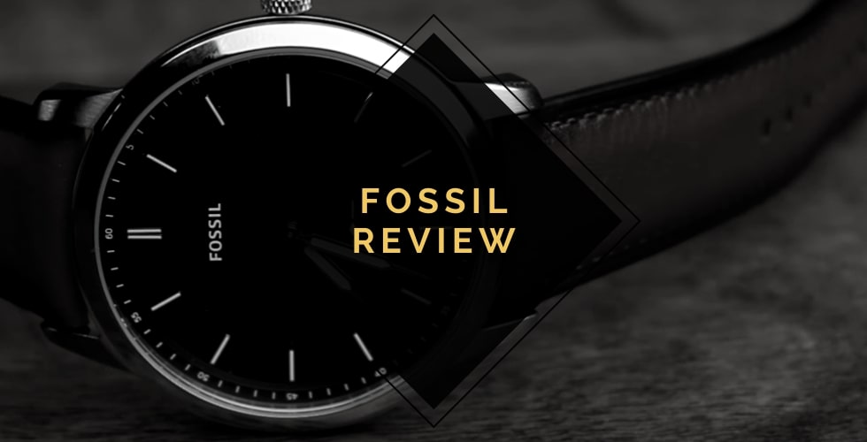 Fossil watches review