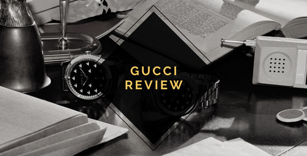 Gucci watches review