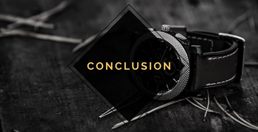 Is Fossil a good watch brand? Conclusion