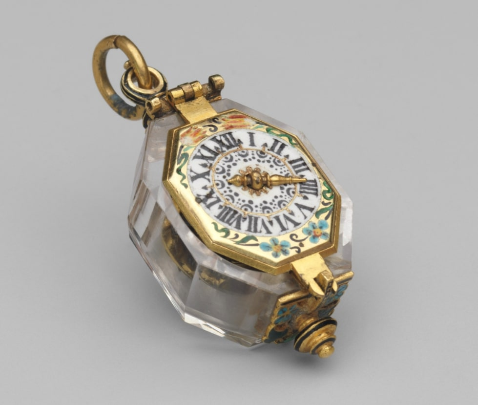 Johan Possdorfer's watch