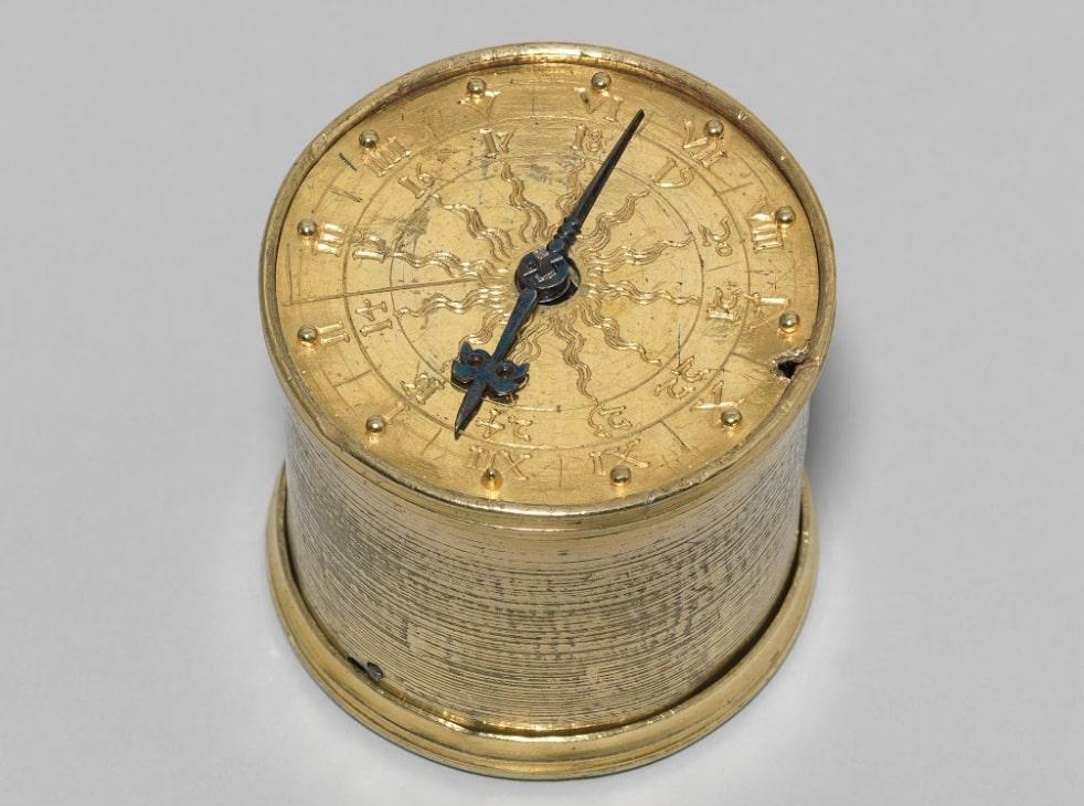 Pocket watch by Peter Henlein