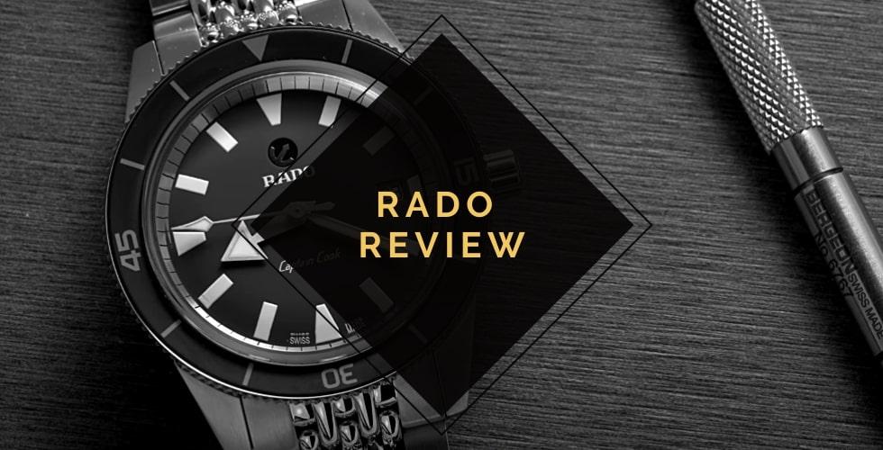 Rado watches review