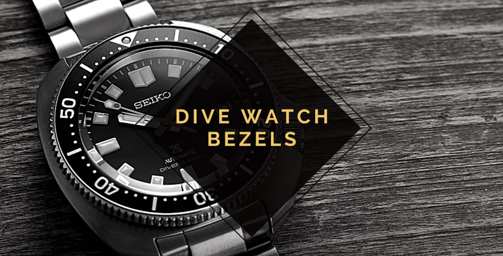 Why do dive watches have rotating bezels?